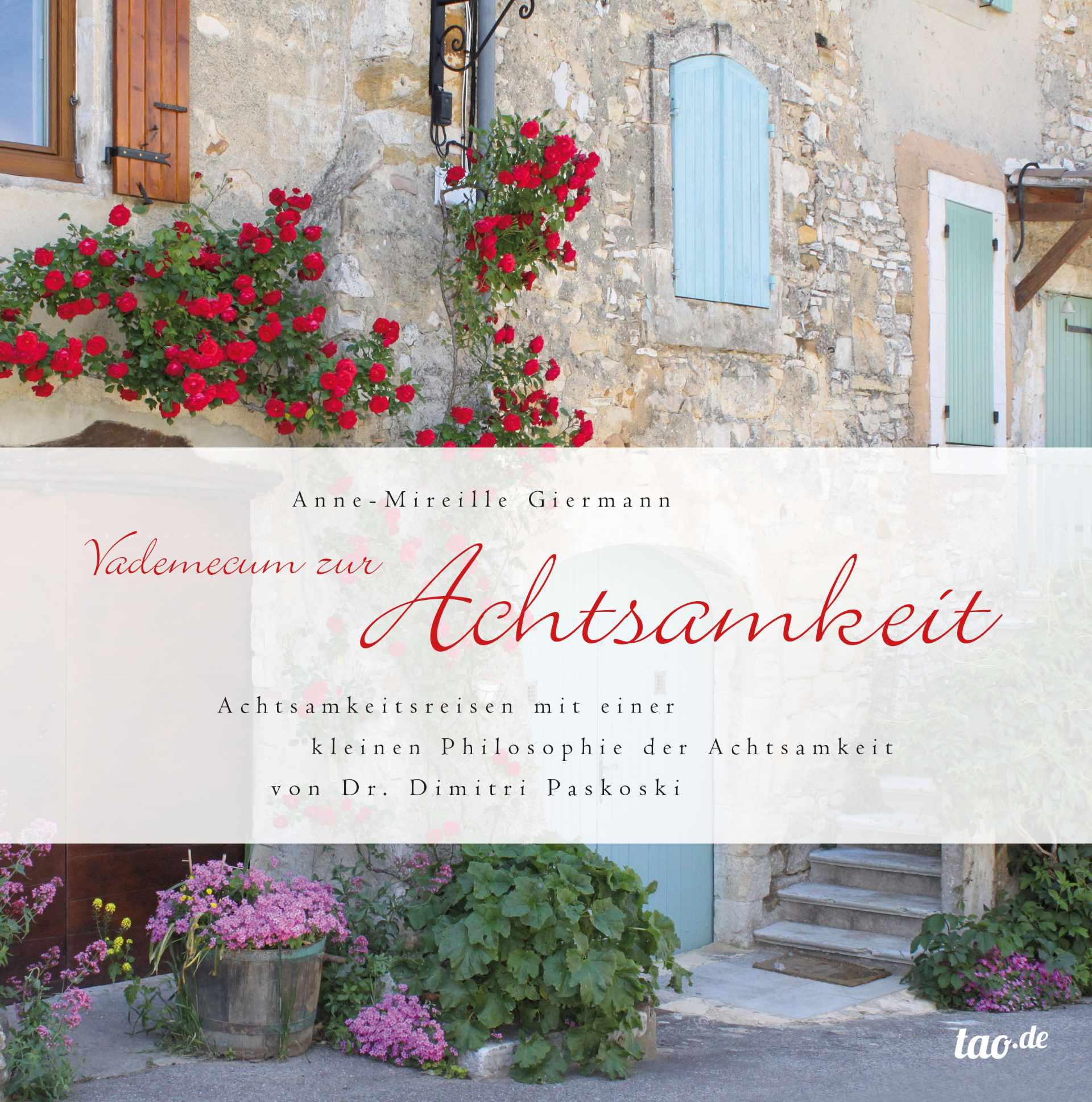 Vademecum zur Achtsamkeit - Book Cover